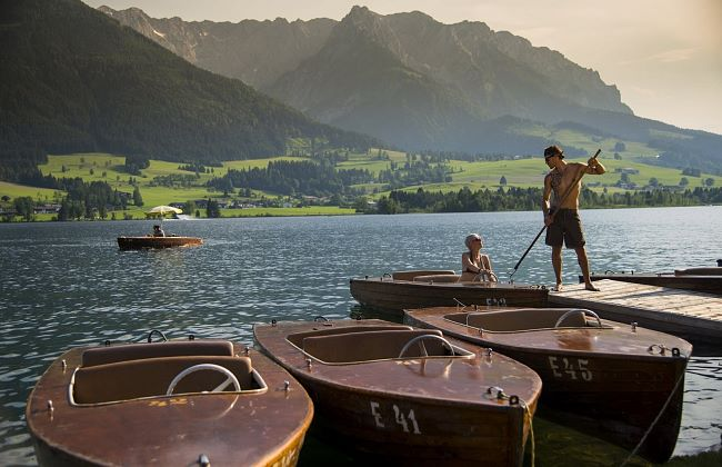 The summer at Walchsee
